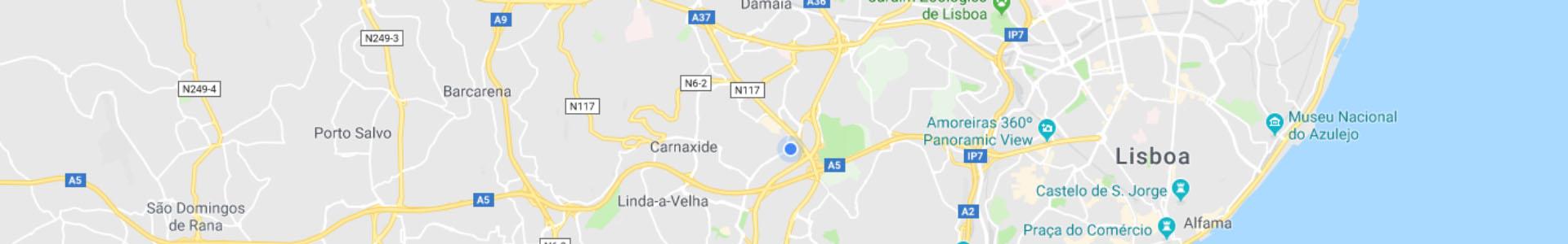 mapa autocentros feu vert